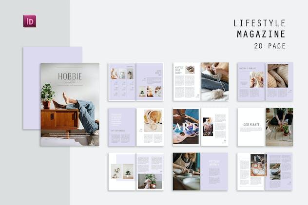 Hobbie Lifestyle Magazine