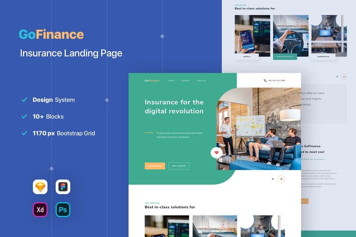 Thumbnail for Landing Page