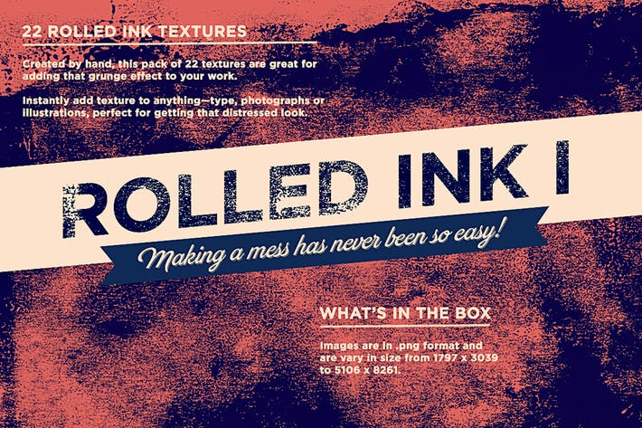 Thumbnail for Rolled ink 1