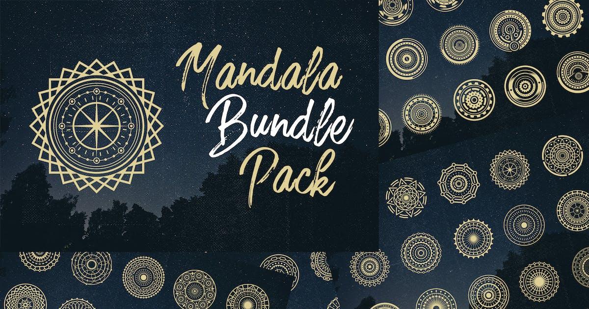 Download Mandala Bundle Pack by TSVcreative