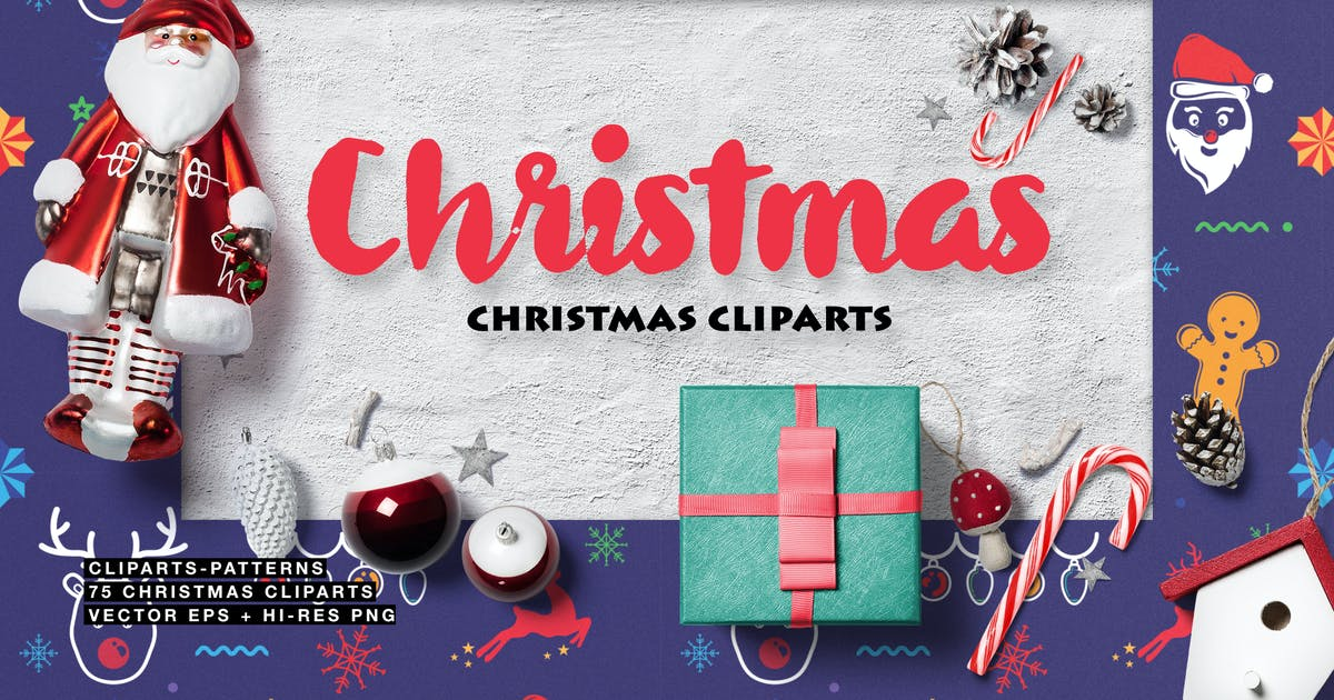 Download Christmas Cliparts by Wutip