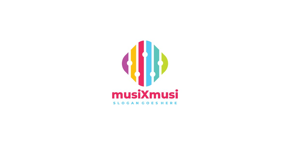 Download Musixmusi Music Studio Logo by 3ab2ou