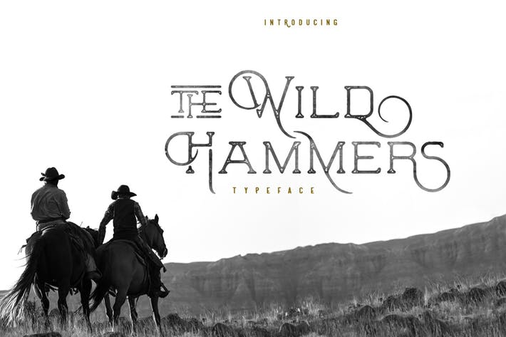 Thumbnail for The Wild Hammers