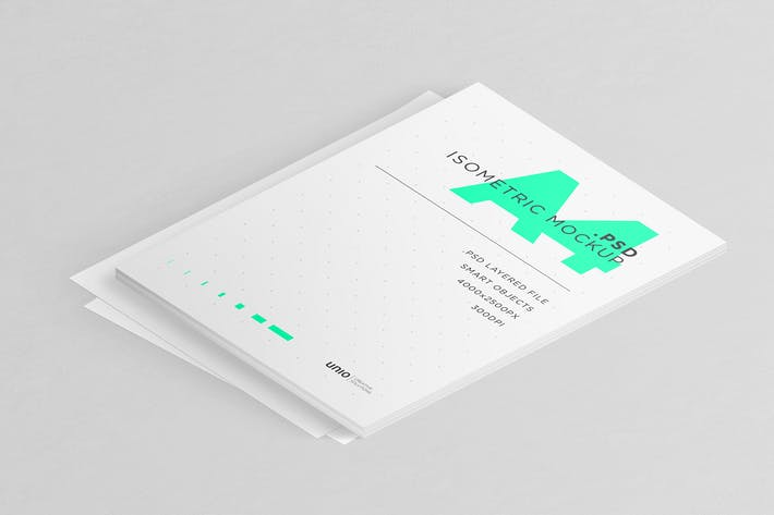 poster mockup by uniocs on envato elements