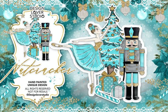 Thumbnail for Nutcracker design
