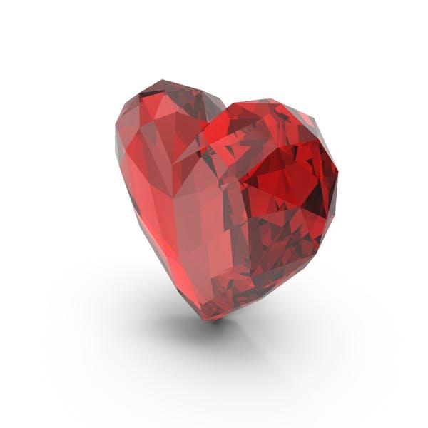Любовь Сердце Кристалл