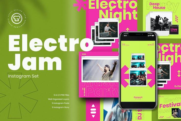 Electro Jam Insta Pack