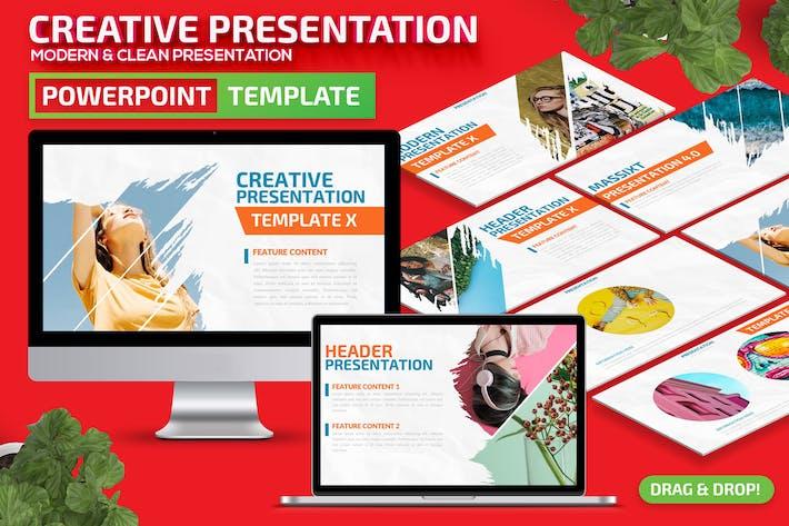 Thumbnail for Творческая презентация PowerPoint