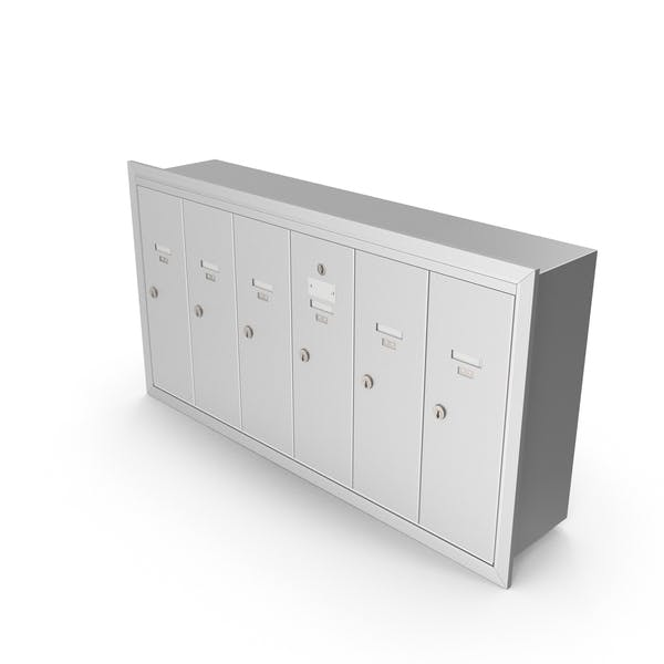 Apartment Mail Box