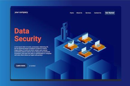 Big Data - Landing Page