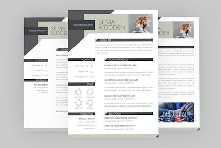 CV Trust Resume Designer