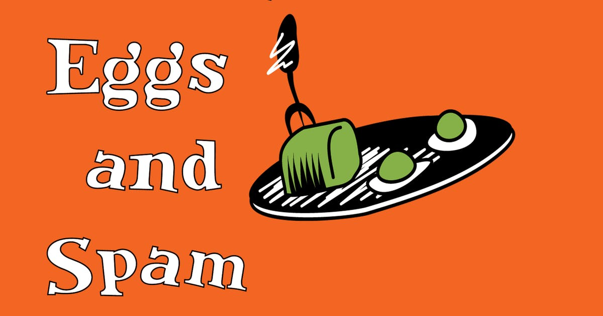 Download Green Eggs and Spam by sharkshock