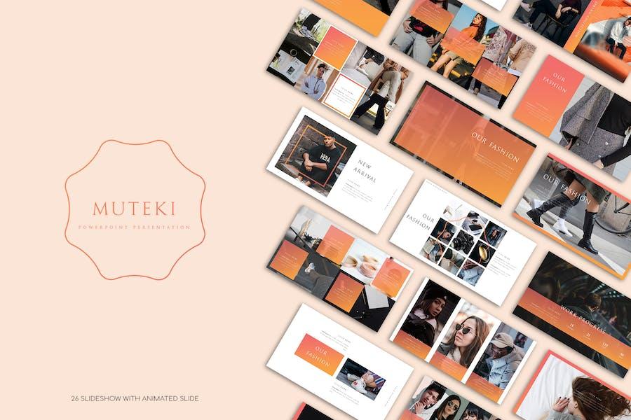 Muteki Fashion Blog,