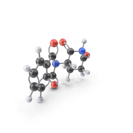 Молекула талидомида