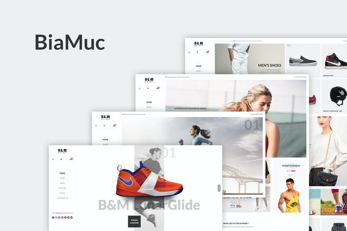 Thumbnail for SNS BiaMuc - WooCommerce WordPress Theme