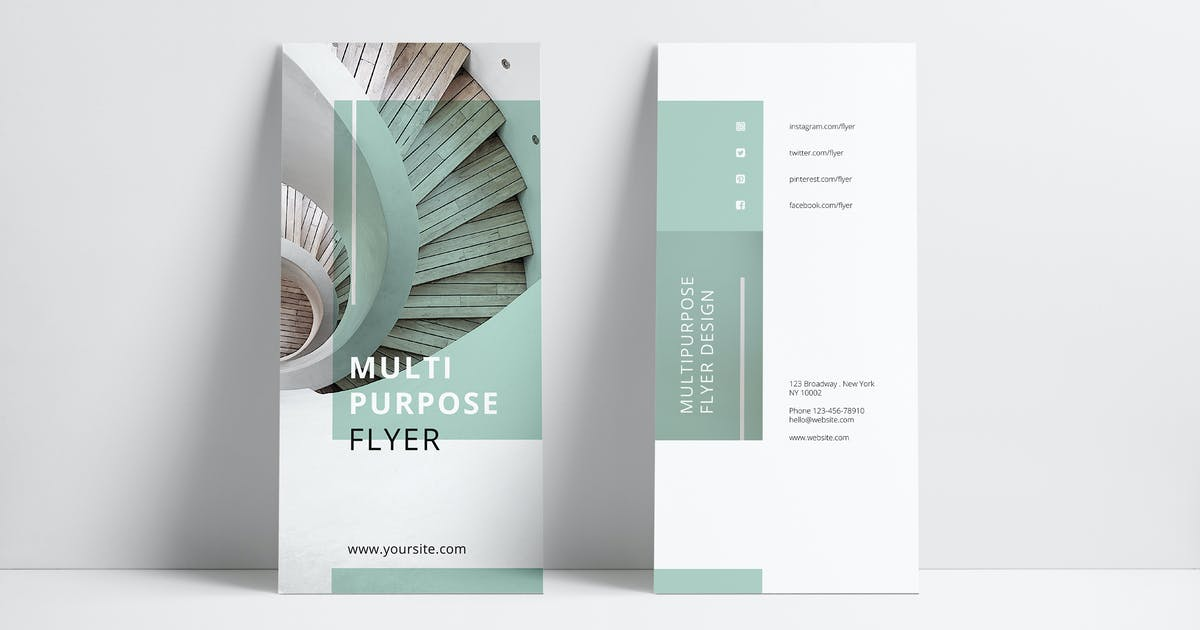 Download MINT Multipurpose Trifold Brochure by Unknow