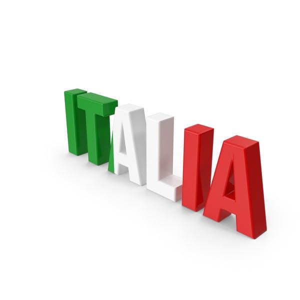 Italia Text