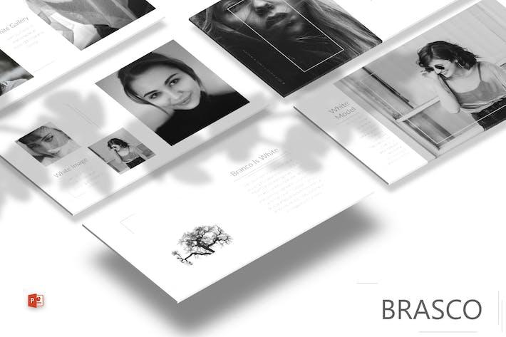 Thumbnail for Brasco - Powerpoint Template