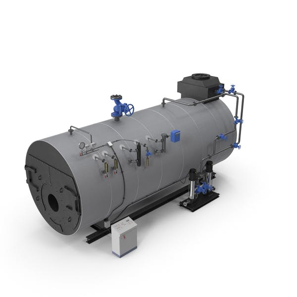 Cover Image for Steam Generator