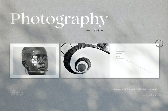 Thumbnail for Fotografie-Portfolio