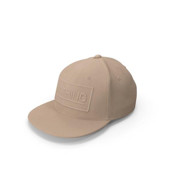 Beige Cap