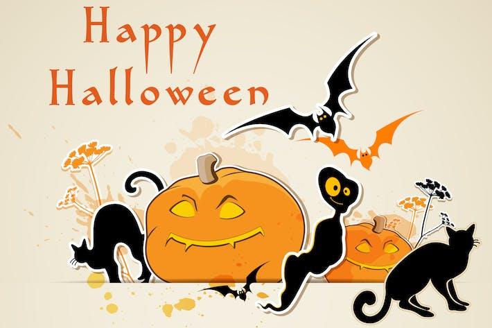 Cover Image For Halloween Design Kit