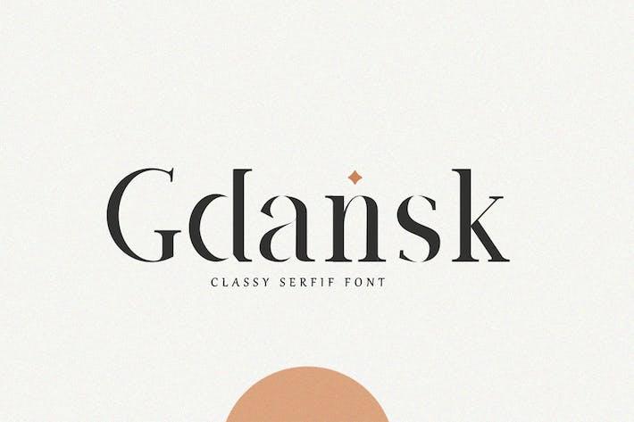 Gdansk Classic Serif