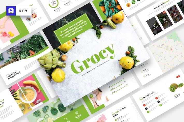 Grocy - Бакалея и органические продукты питания