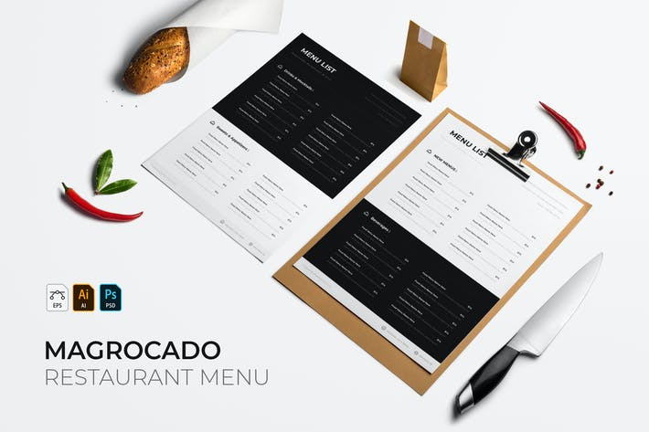 Magrocado | Restaurant Menu