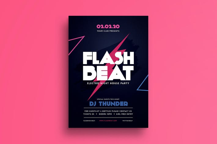 Thumbnail for Flash Beat
