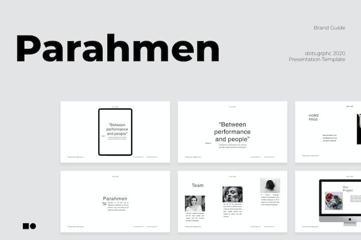 Parahmen - Google Slides