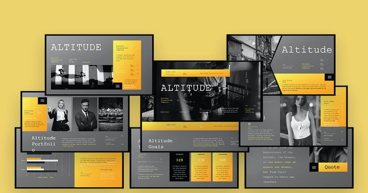 Download ALTITUDE Power Point Presentation  VL by alhaytar
