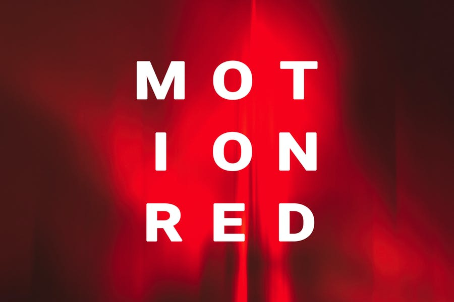 Motion Red Backgrounds