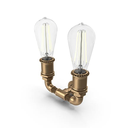 Lampe Bra