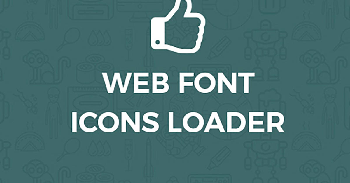 Download Font icons loader for wordpress by Templines