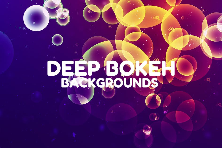 Download Deep Bokeh Backgrounds by themefire