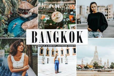Bangkok Mobile & Desktop Lightroom Presets