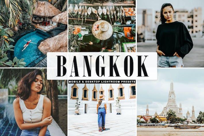 Thumbnail for Bangkok Mobile & Desktop Lightroom Presets