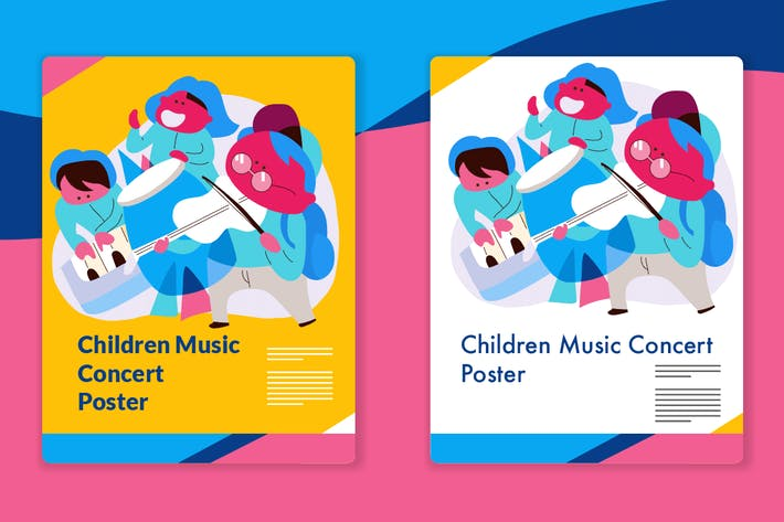 Thumbnail for Children Music Concert Graphic