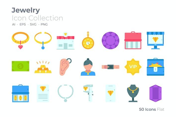 Jewelry Color Icon