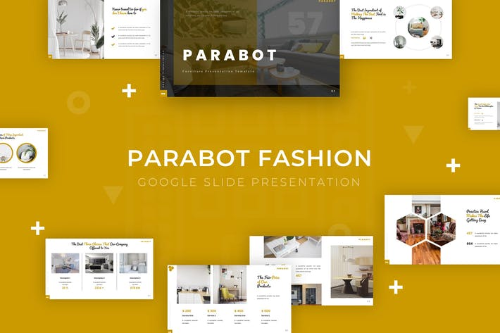 Thumbnail for Parabot - Google Slide Template