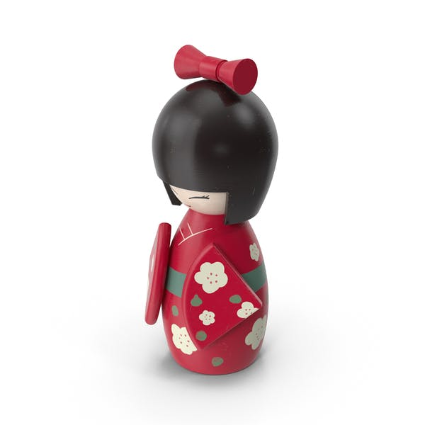 Thumbnail for Japanese Doll