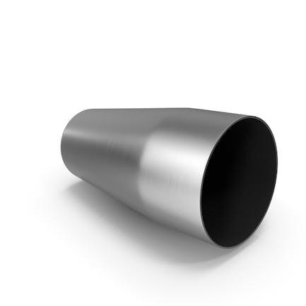 Steel Water Glass