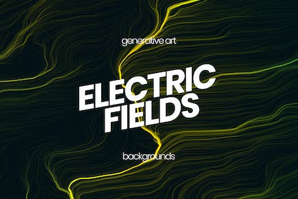 Electric Fields Backgrounds