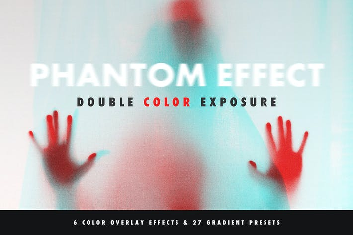 Thumbnail for Double Color Exposure Effect