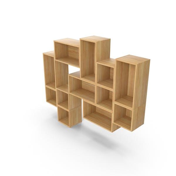 Thumbnail for Wooden Shelving