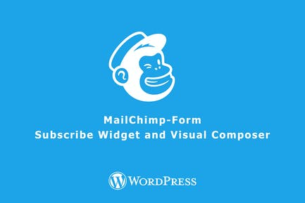 MailChimp| Subscribe Widget and Visual Composer