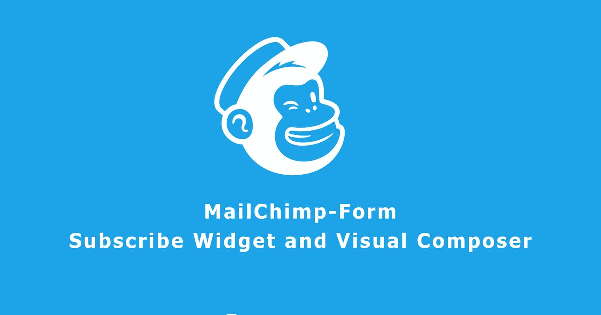 Download MailChimp-Form   Subscribe Widget and Visual Compo by Tatwerat-Team