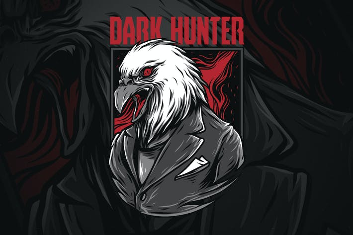 Thumbnail for Dark Hunter