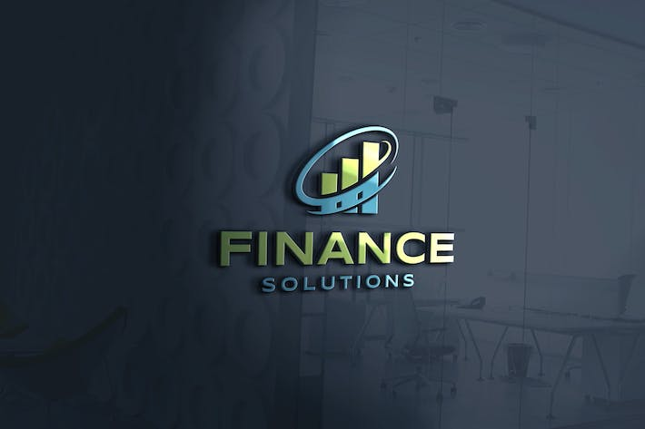 Thumbnail for Finance Solutions Logo Design